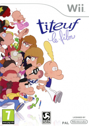 Titeuf Le Film Wii occasion