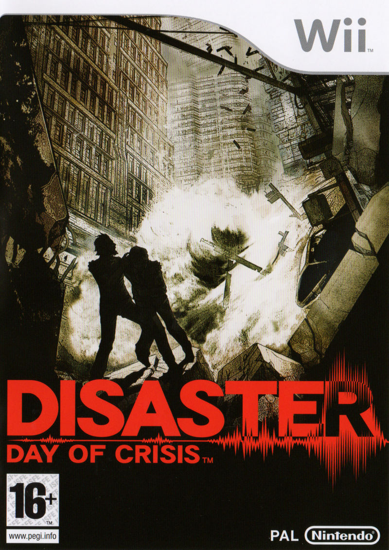 Disaster Day Of Crisis Wii occasion