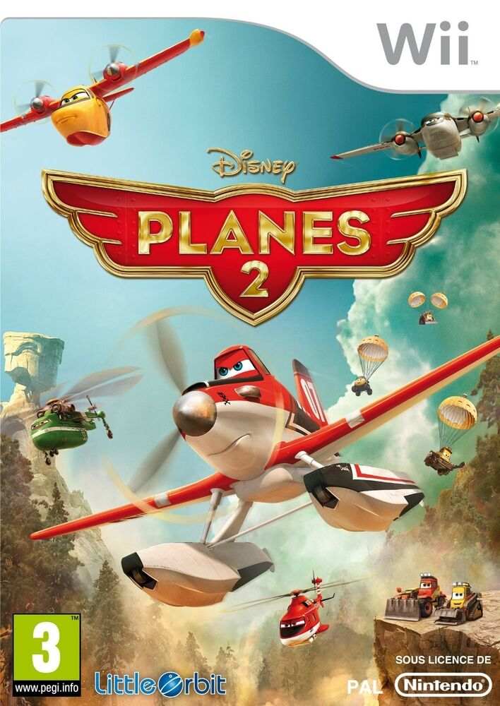 Planes 2 Wii occasion