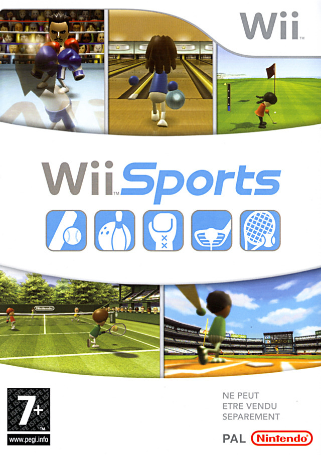 Wii Sports Wii occasion