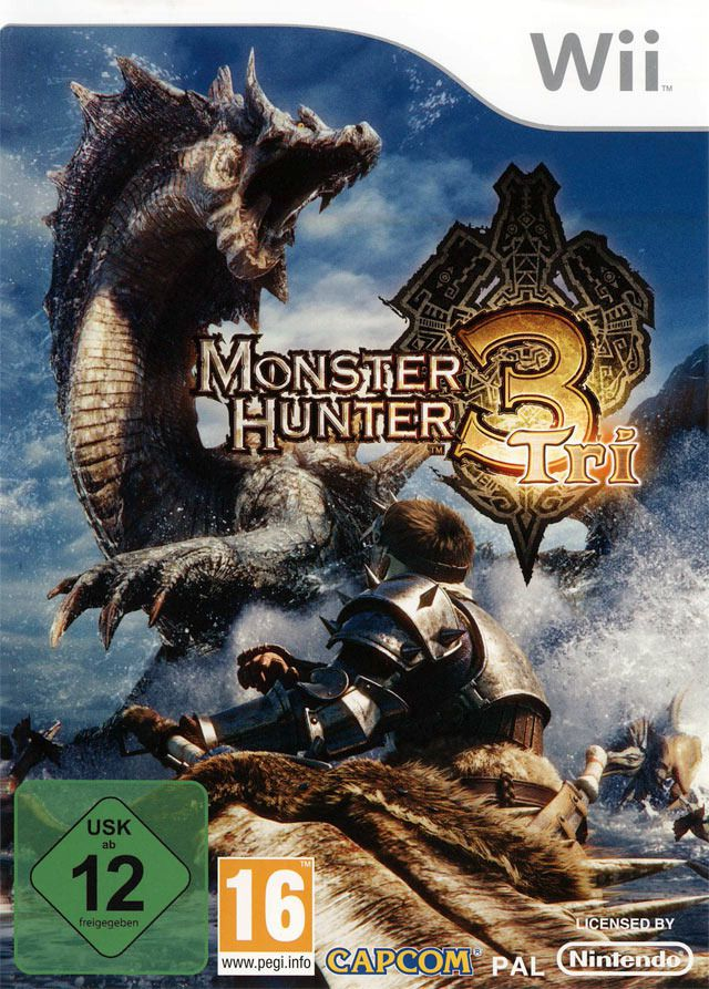 Monster Hunter 3 Tri Wii occasion