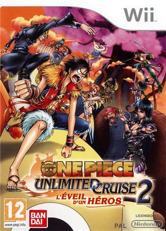 One Piece Unlimited Cruise 2 L\'éveil D\'un Héros Wii occasion