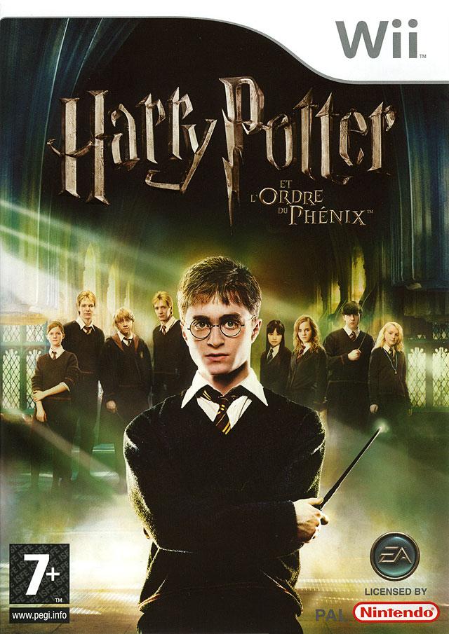 Harry Potter Et L\'ordre Du Phénix Wii occasion