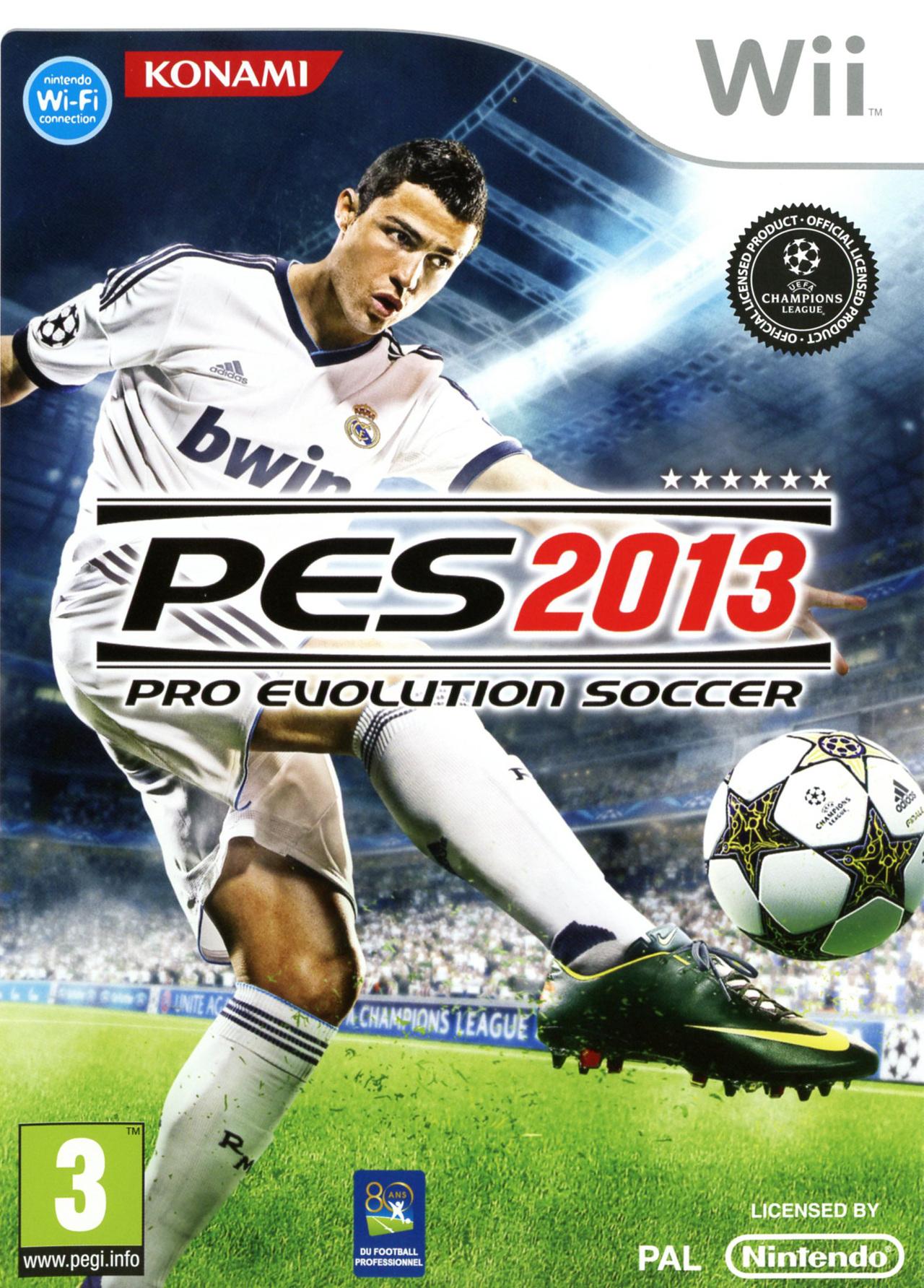 Pro Evolution Soccer 2013 Wii occasion