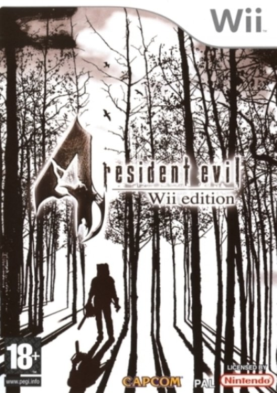 Resident Evil 4 Wii occasion
