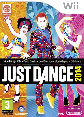 Just Dance 2014 Wii occasion