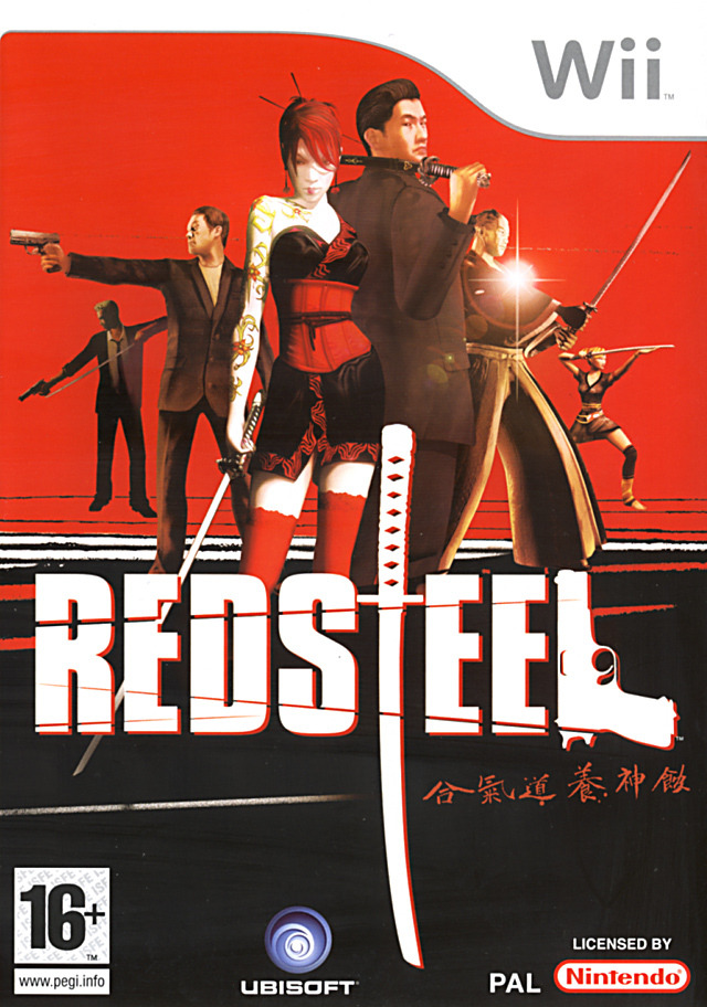 Red Steel Wii occasion