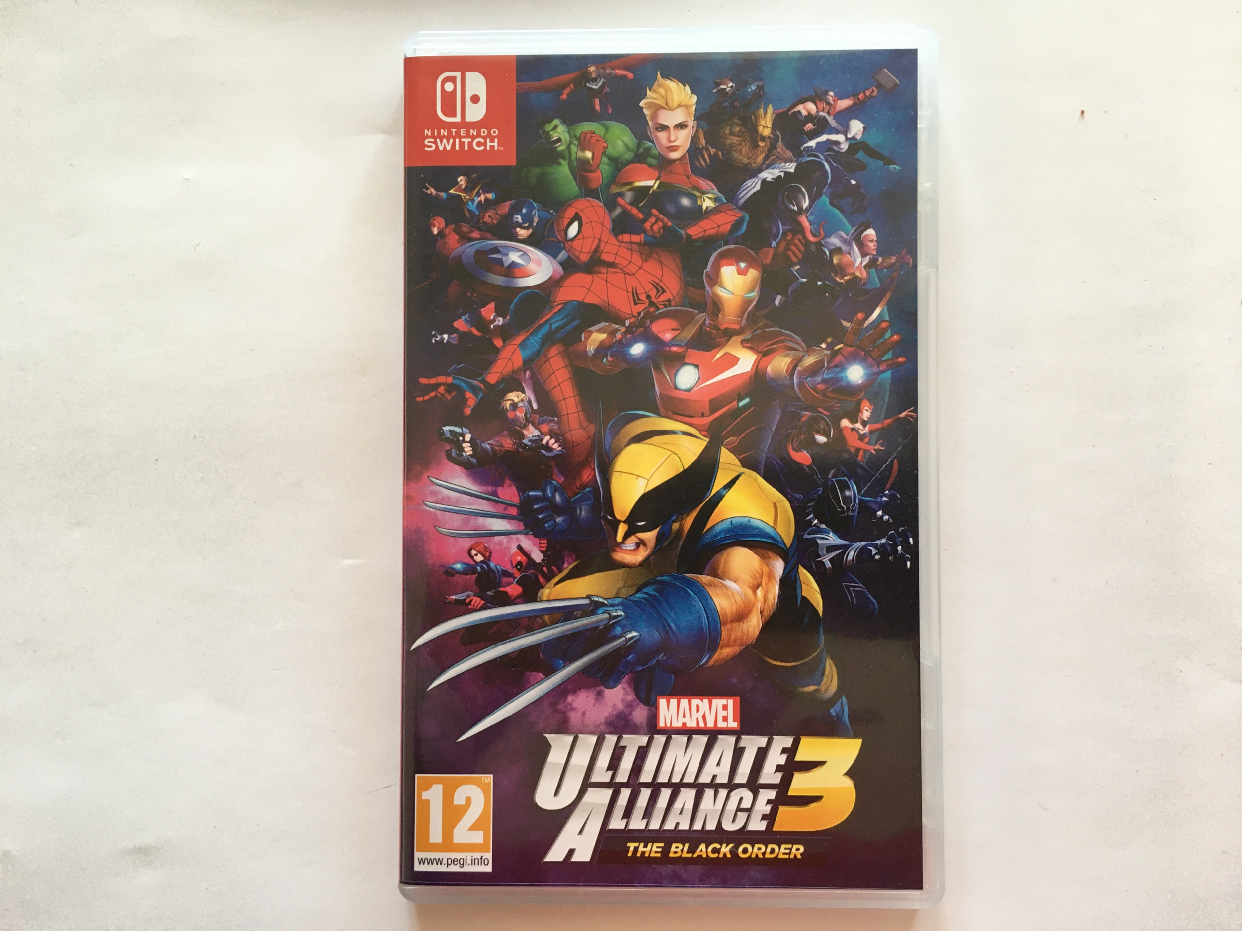 Marvel Ultimate Alliance 3 - Switch Occasion