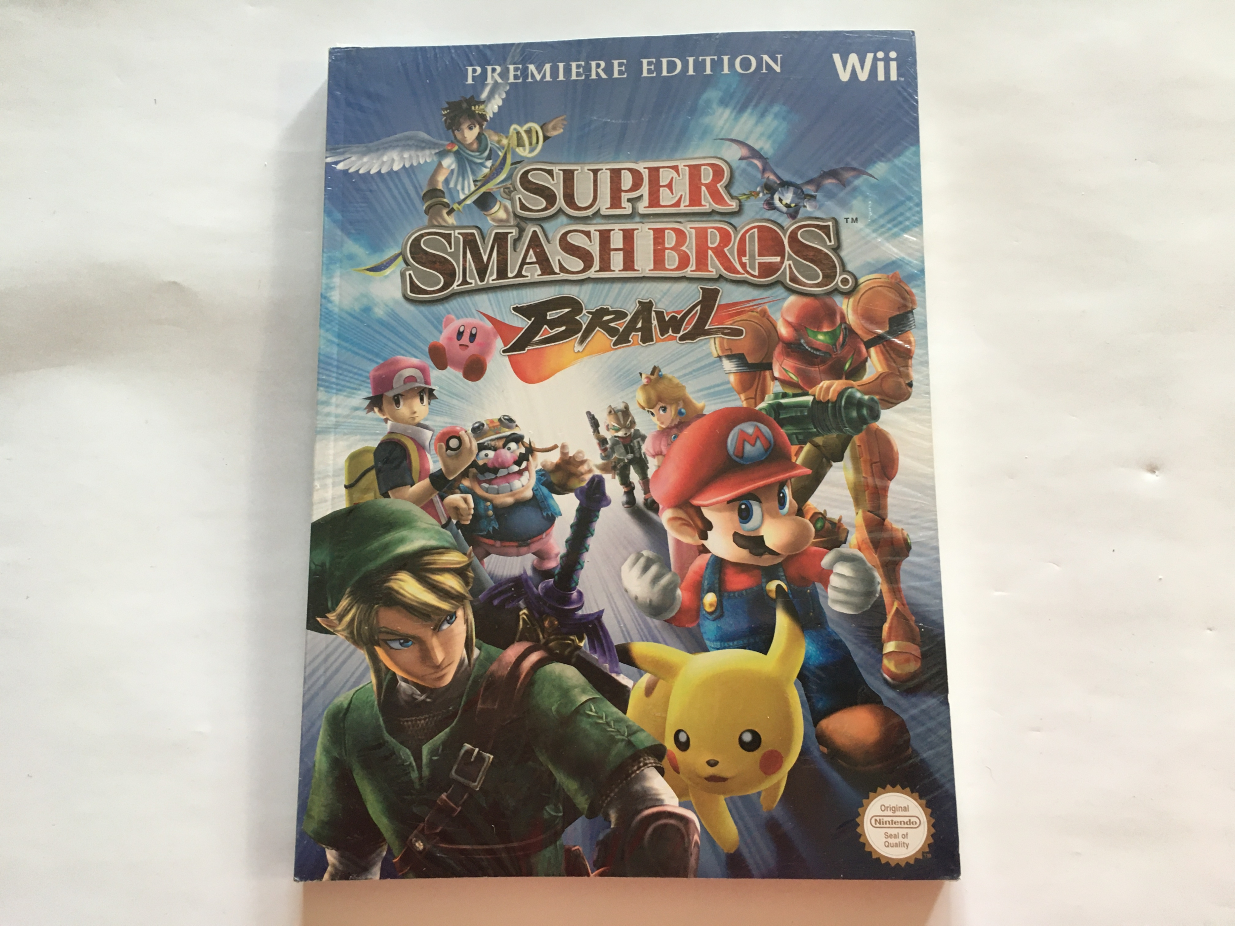 Guide Super Smash Bros Brawl Neuf FR