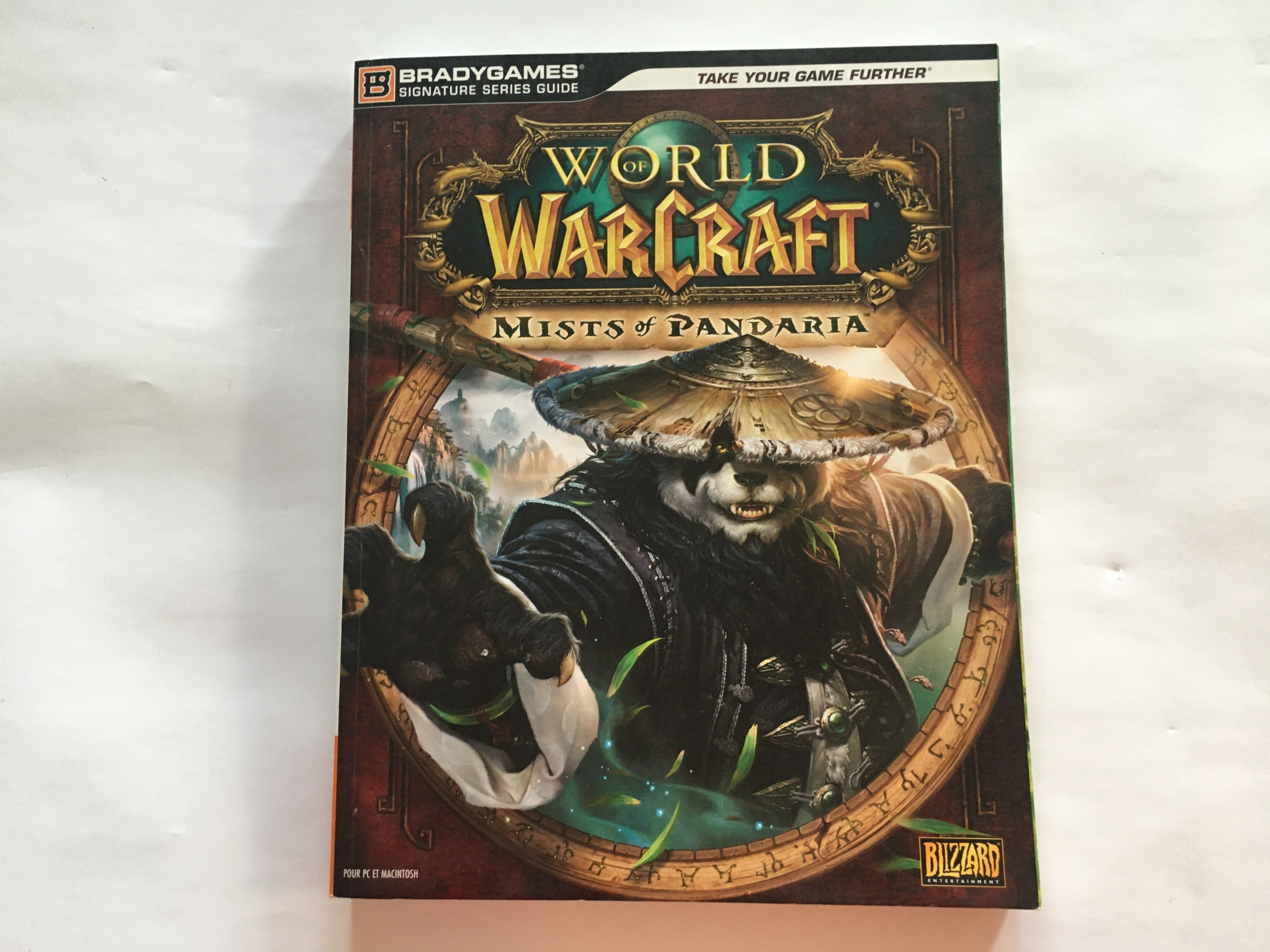 Guide World of Warcraft Mists of Pandaria FR occasion