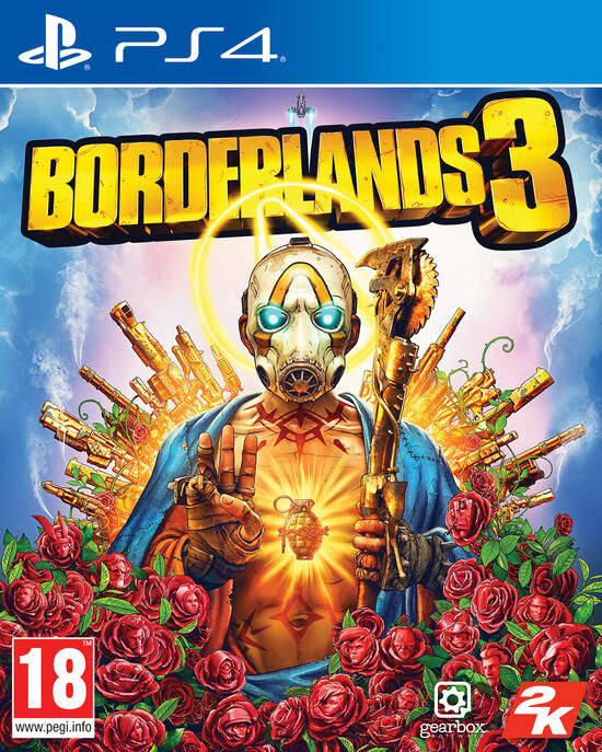 Borderlands 3 PS4 occasion
