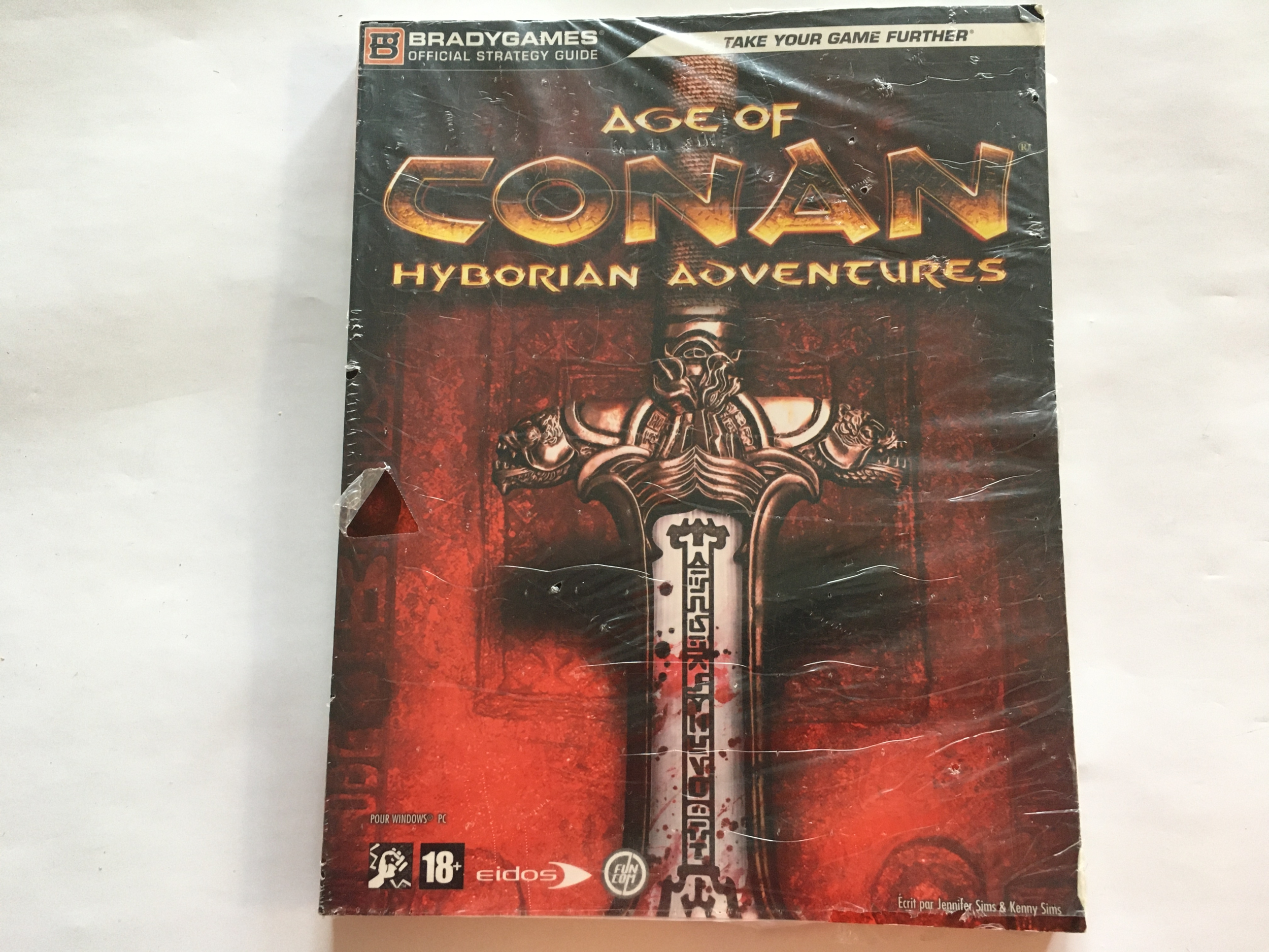 Guide Age of Conan Hyborian Adventures Neuf FR