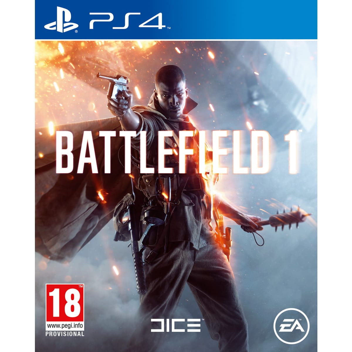 Battlefield 1 PS4 occasion