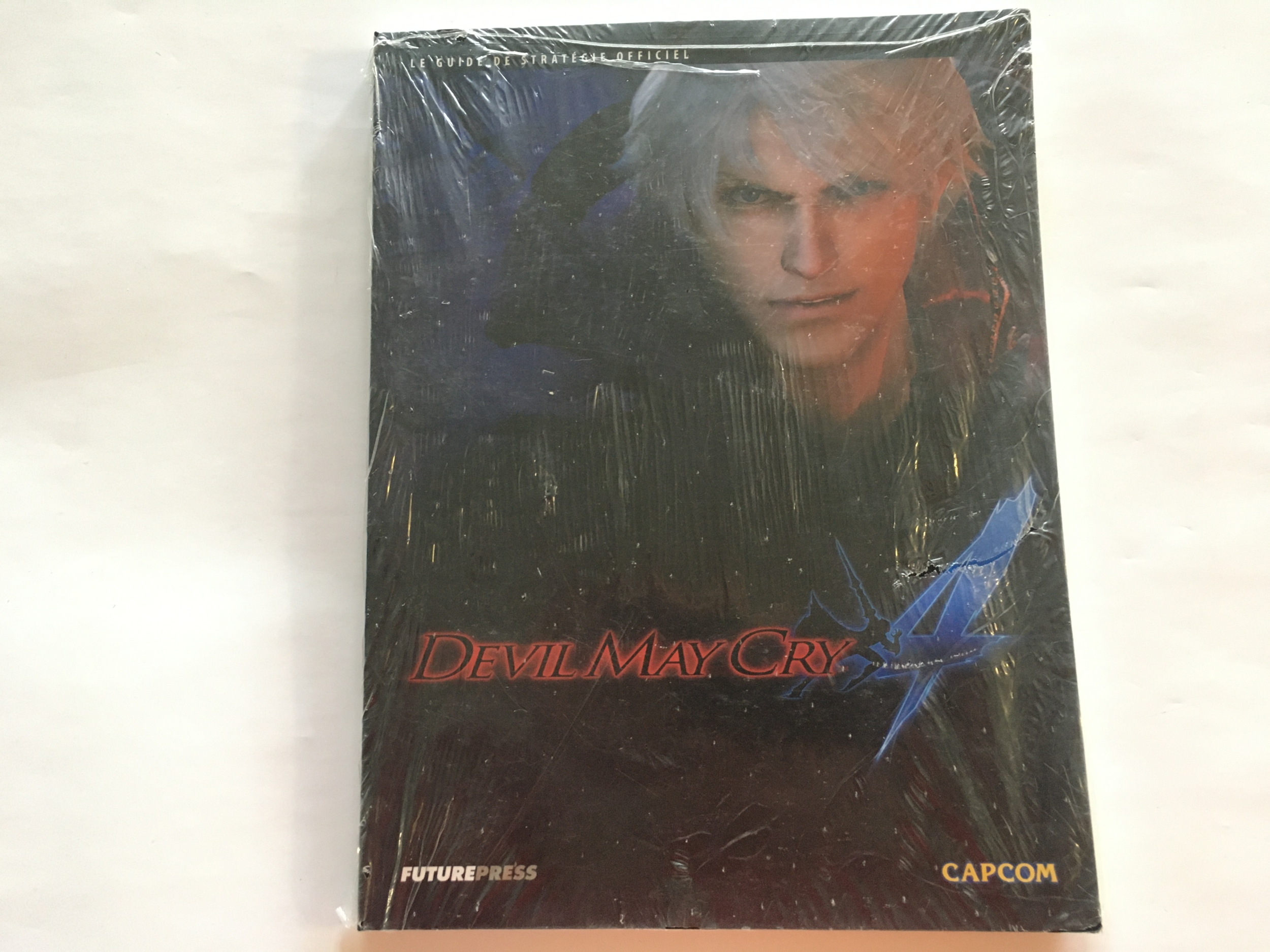 Guide Devil May Cry 4 Neuf FR