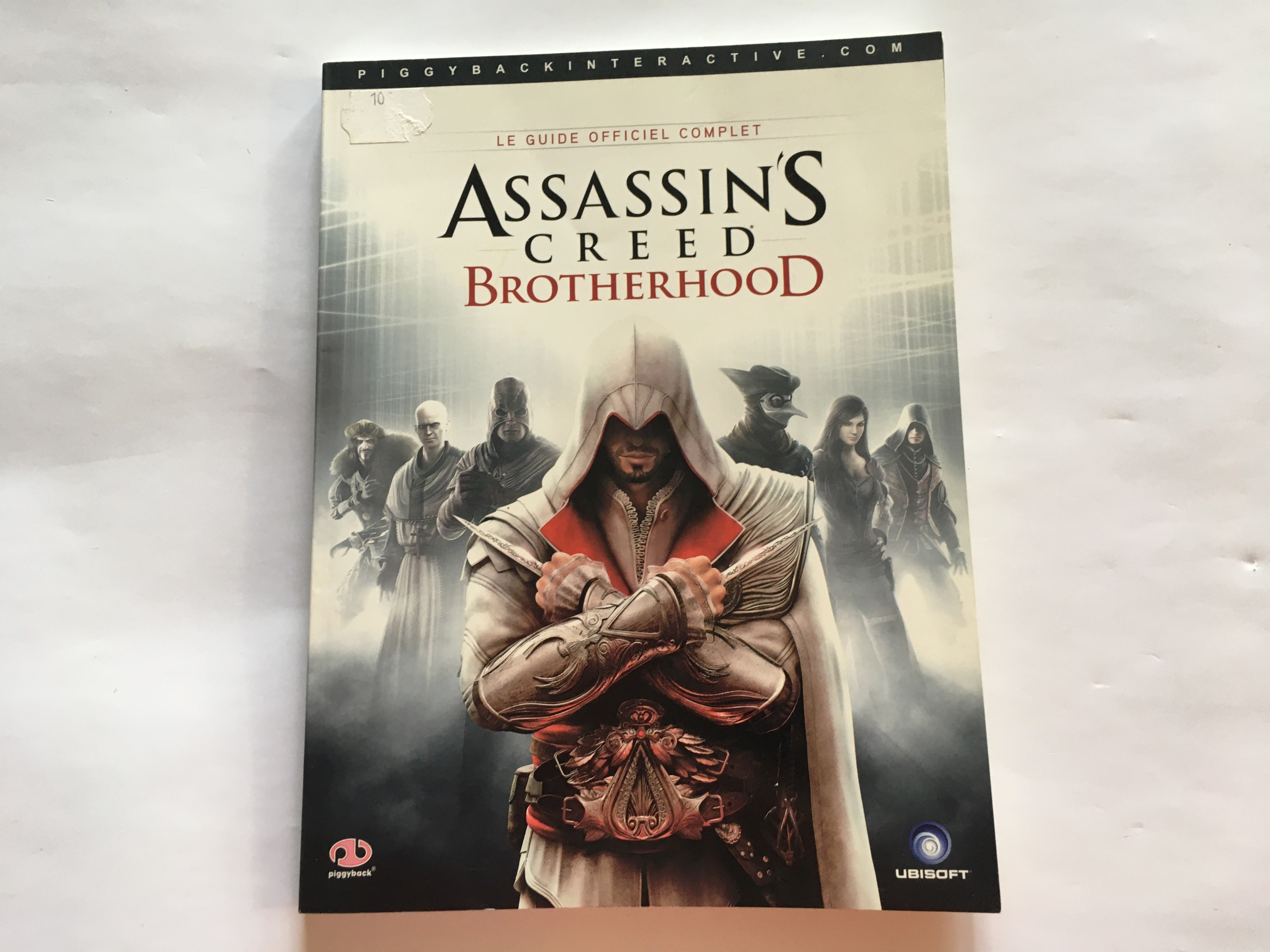 Guide Assassin's Creed Brotherhood FR occasion