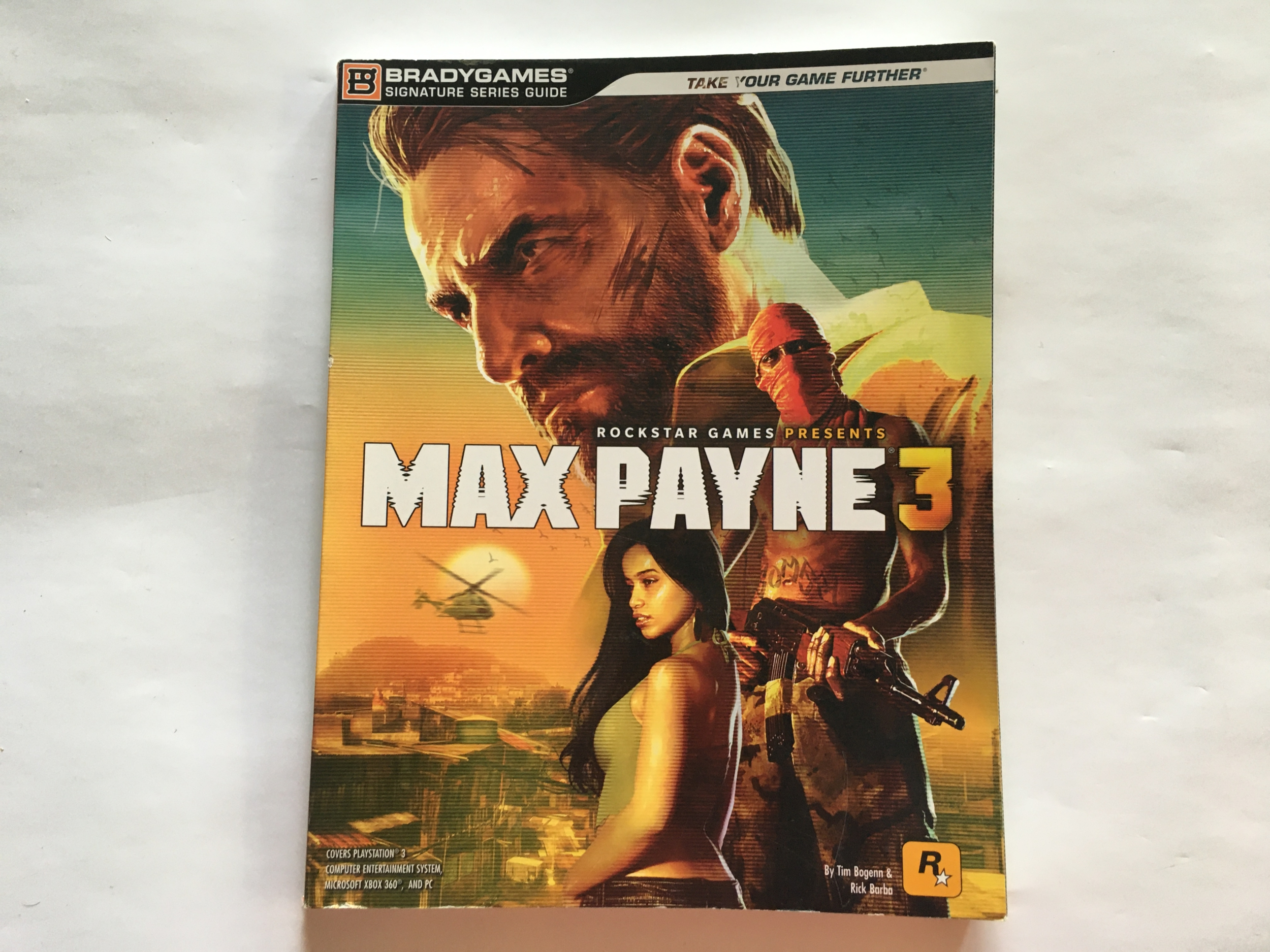Guide Max Payne 3 EN occasion