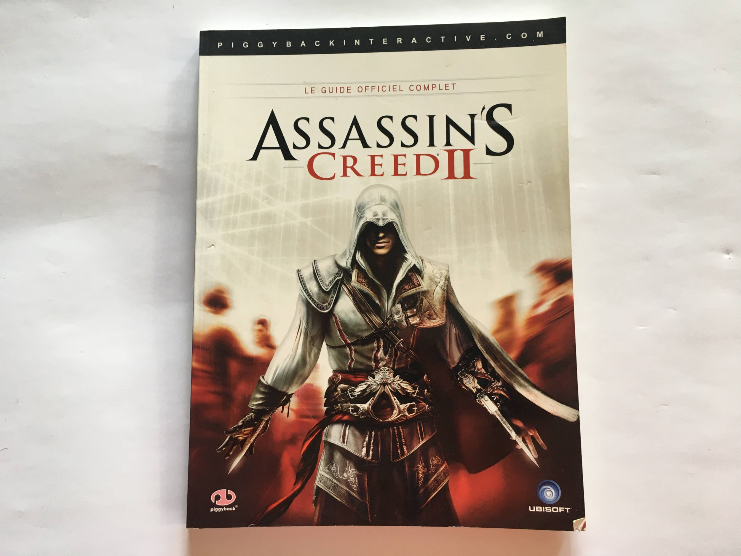 Guide Officiel complet Assassin\'s Creed II FR occasion