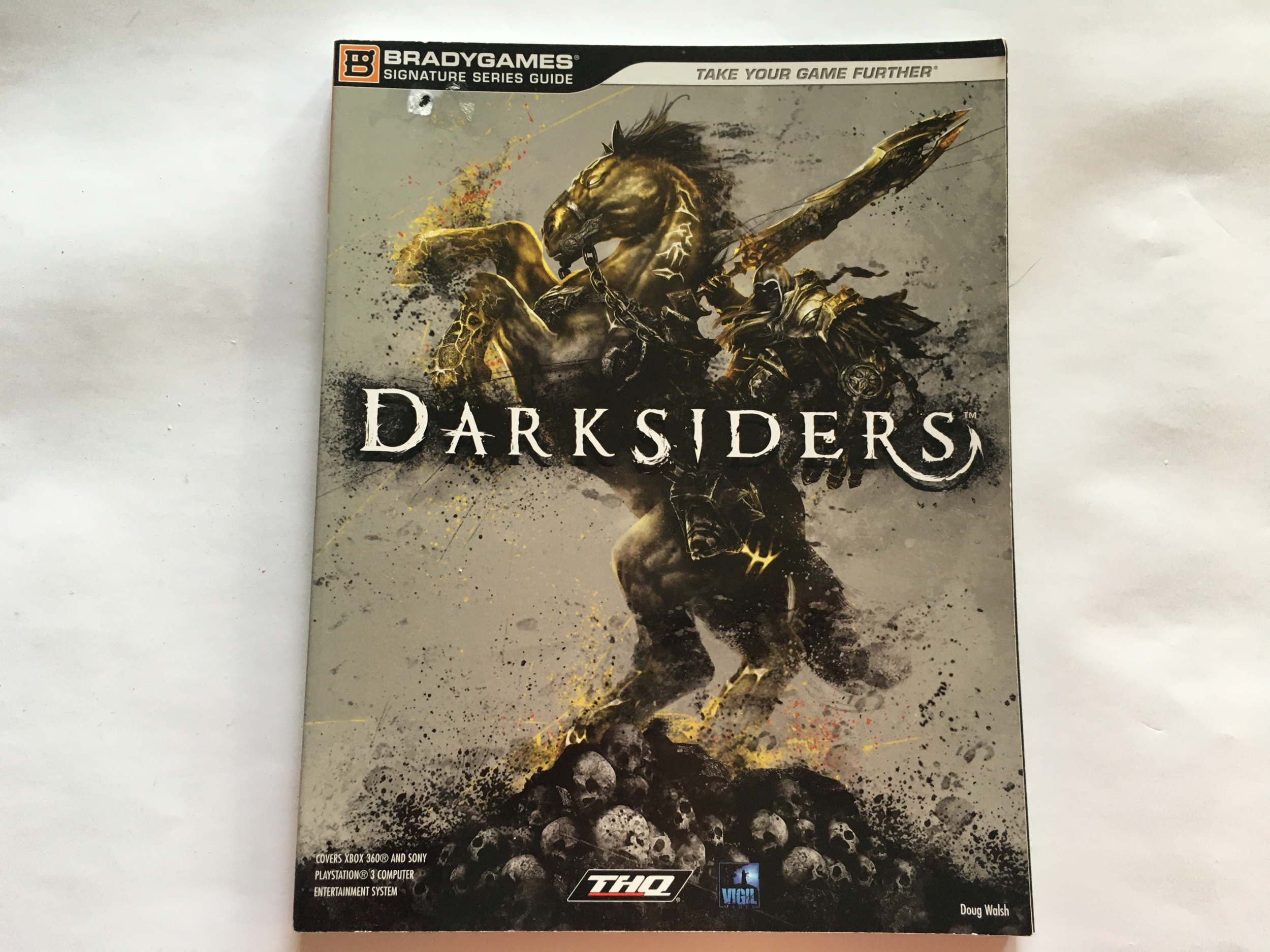 Guide Darksiders EN occasion