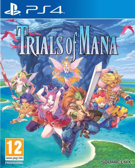 Trials of Mana PS4 uk