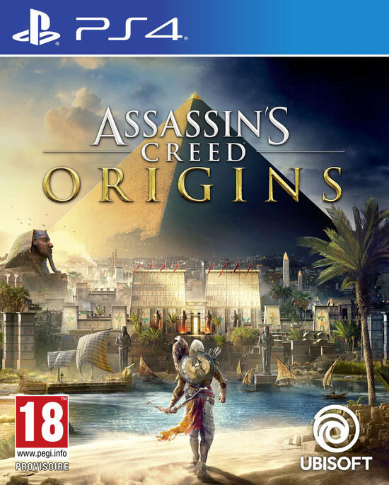 Assassin\'s Creed Origins PS4 occasion