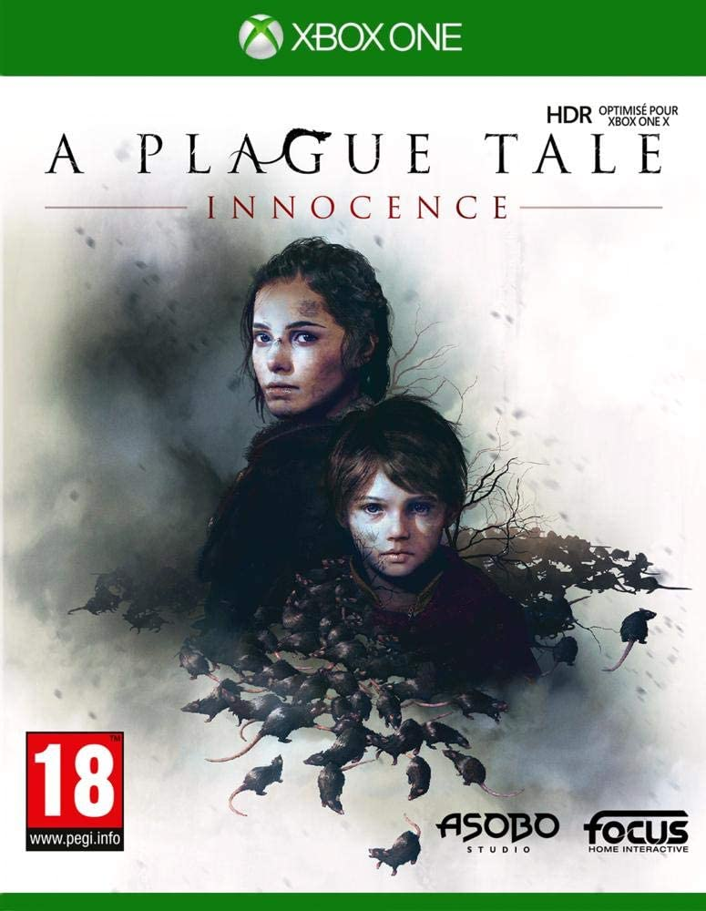 A Plague Tale Innocence Xbox One occasion