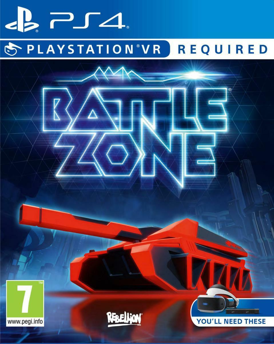 Battlezone VR PS4 occasion