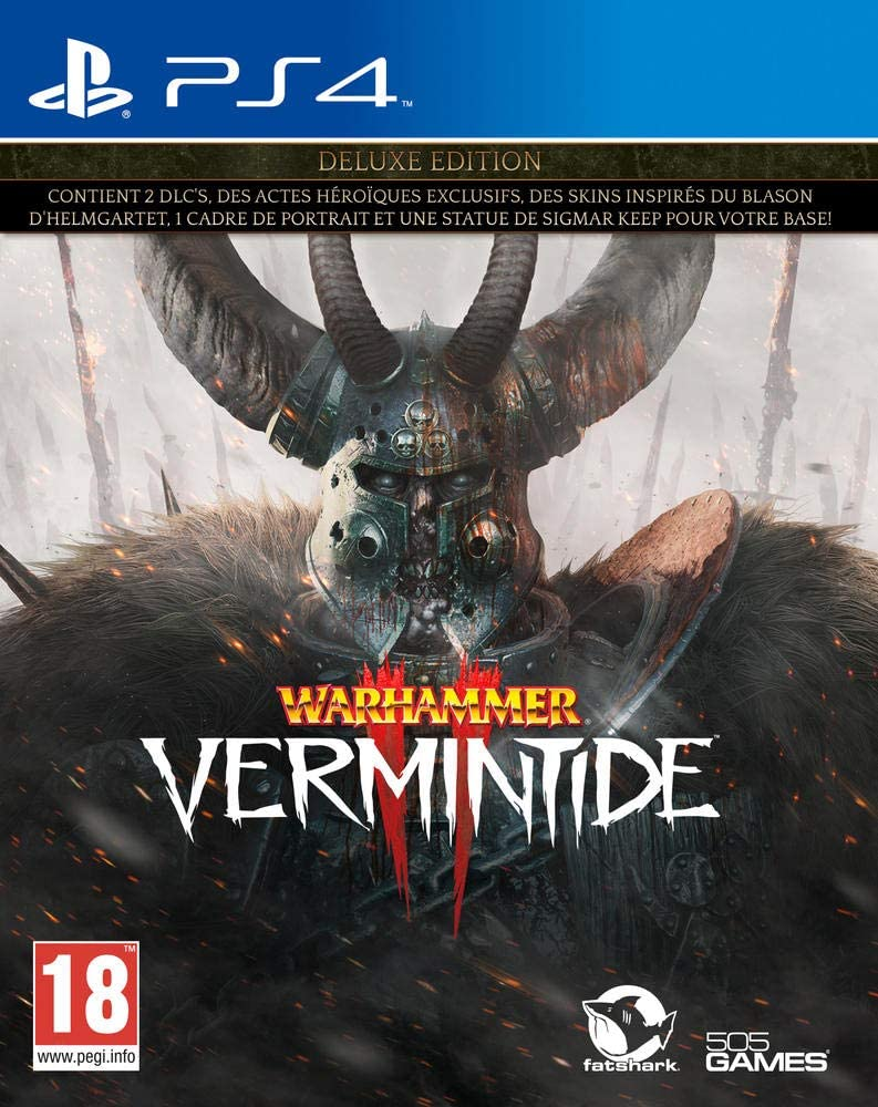 Warhammer Vermintide 2 PS4 occasion