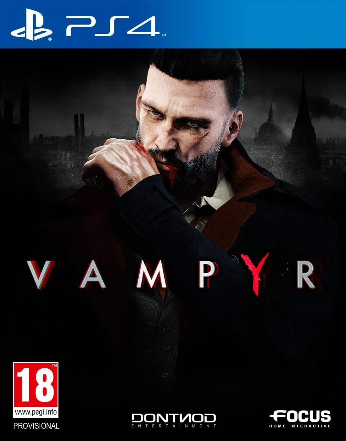 Vampyr PS4 occasion