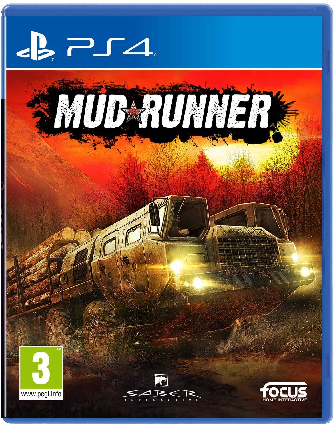 MudRunner PS4 occasion