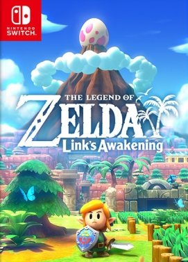 The legend of Zelda Link\'s Awakening Nintendo Switch