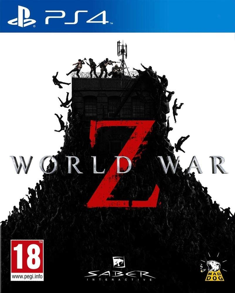 World War Z PS4 occasion