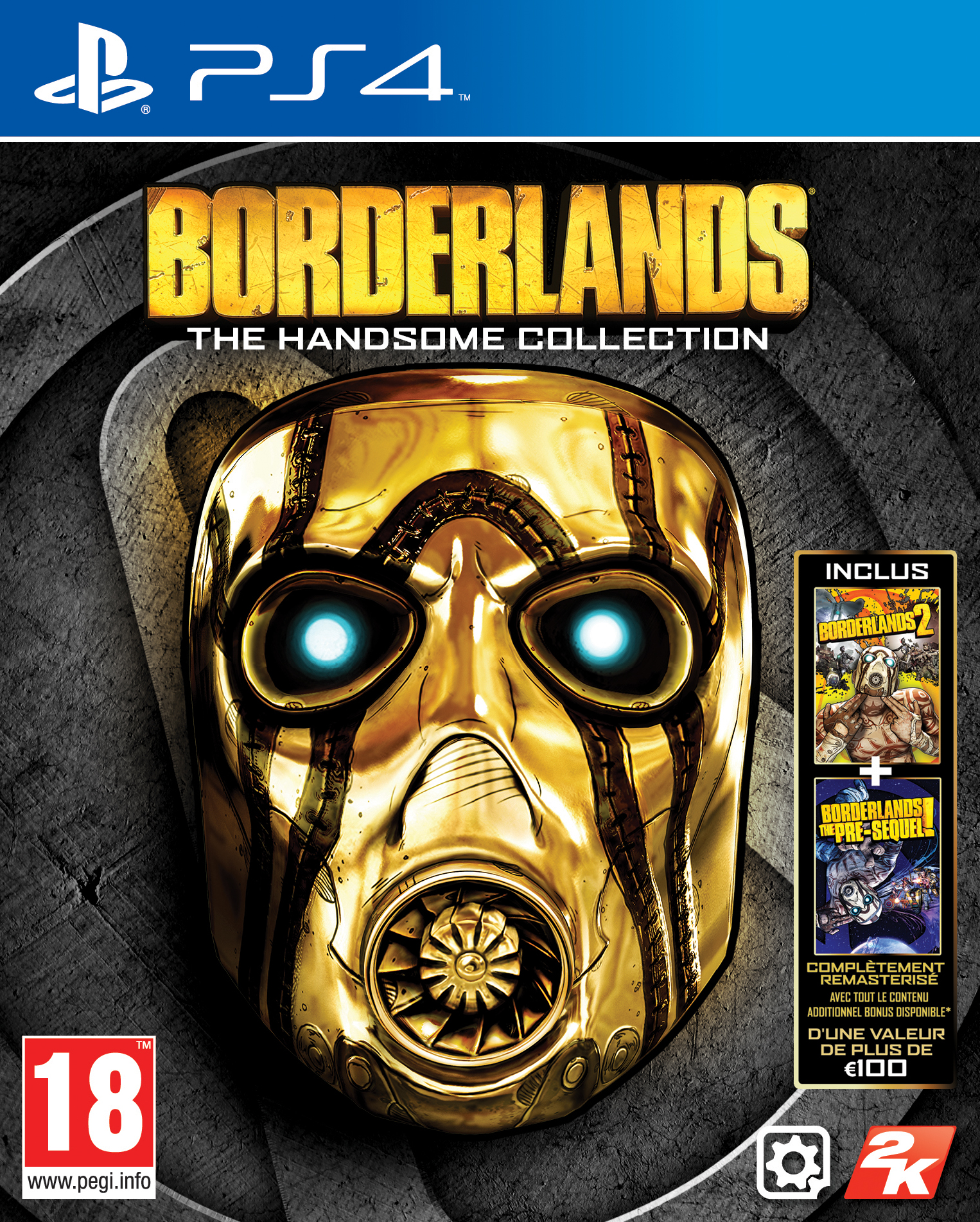 Borderlands The Handsome Collection PS4 occasion