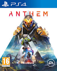 Anthem PS4 occasion