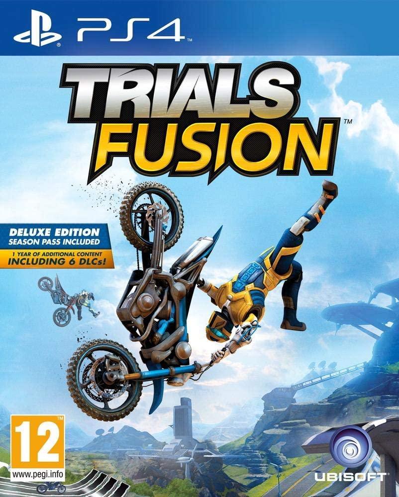 Trials Fusion PS4 occasion