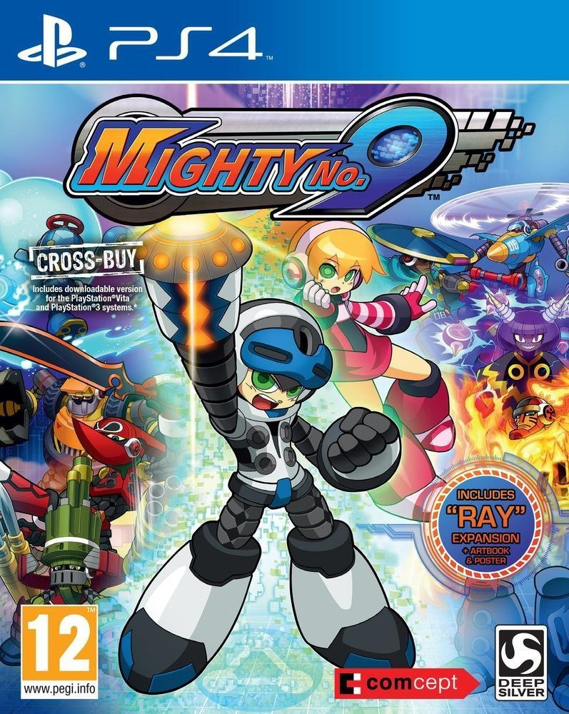 Mighty No. 9 PS4 occasion