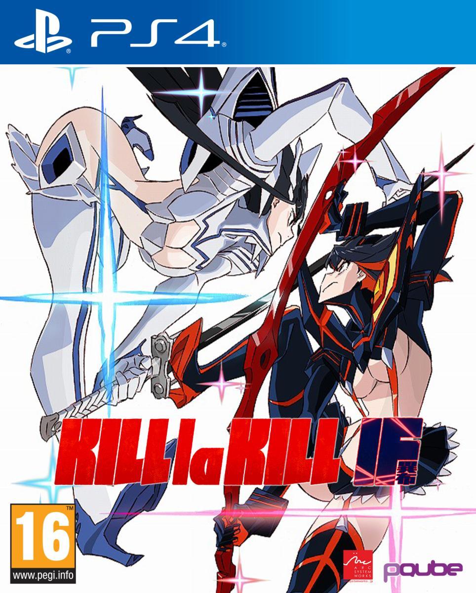 Kill La kill IF PS4 occasion