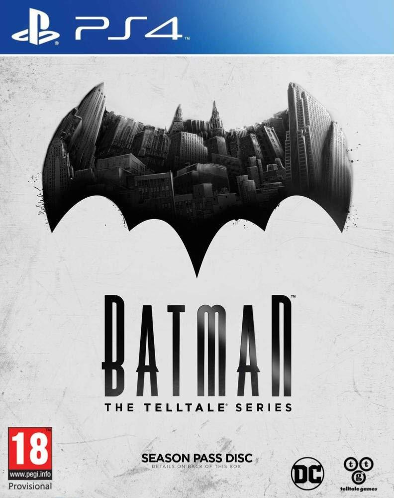Batman The Telltale Series PS4 occasion