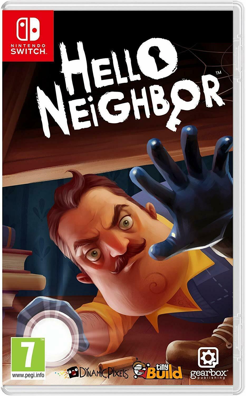 Hello Neighbor Nintendo Switch UK