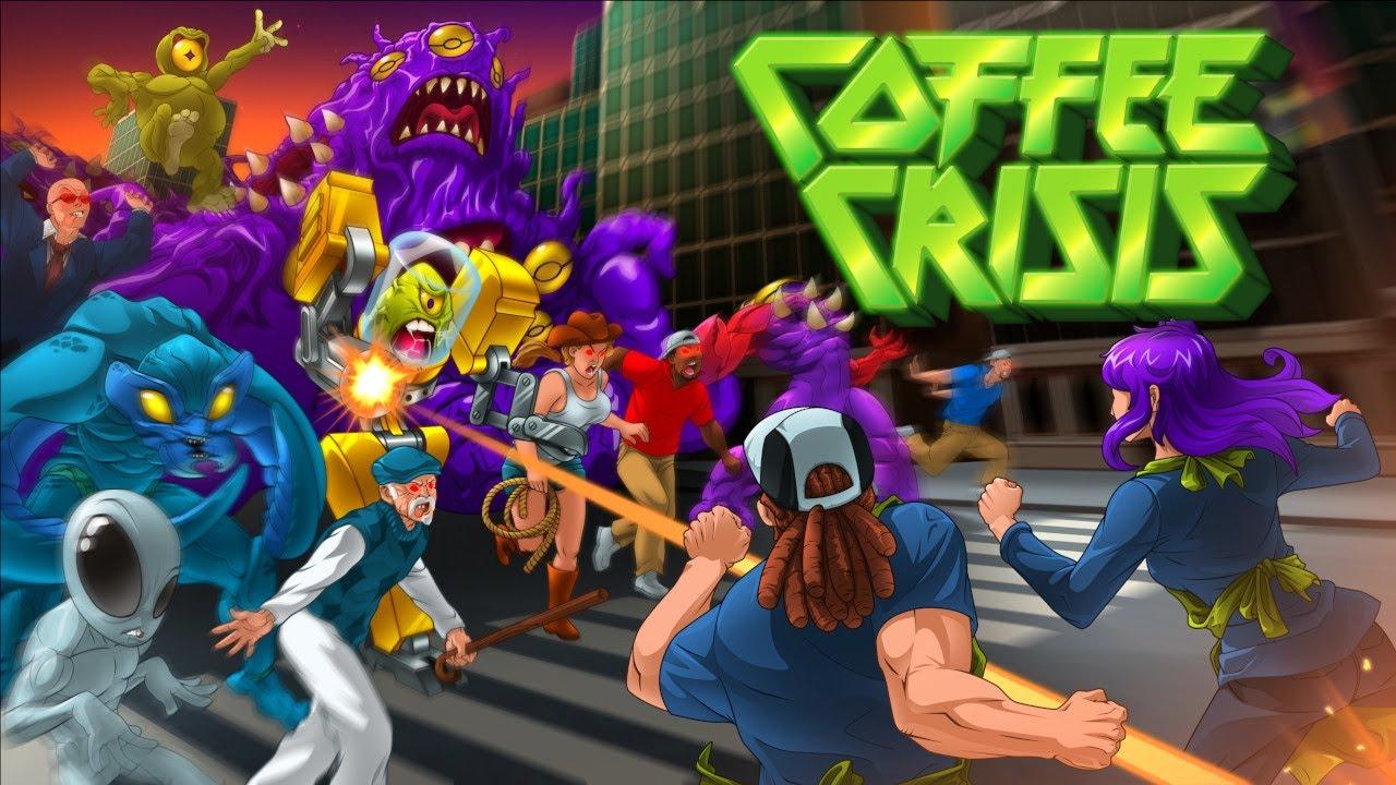 Coffe Crisis ÉDITION SPÉCIALE Nintendo Switch