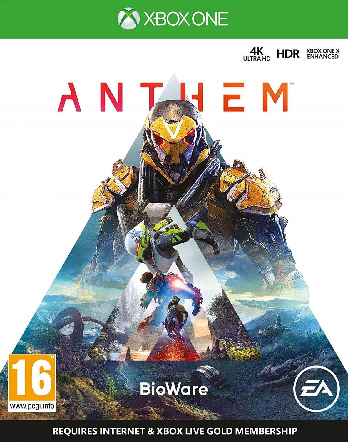 Anthem Xbox One occasion