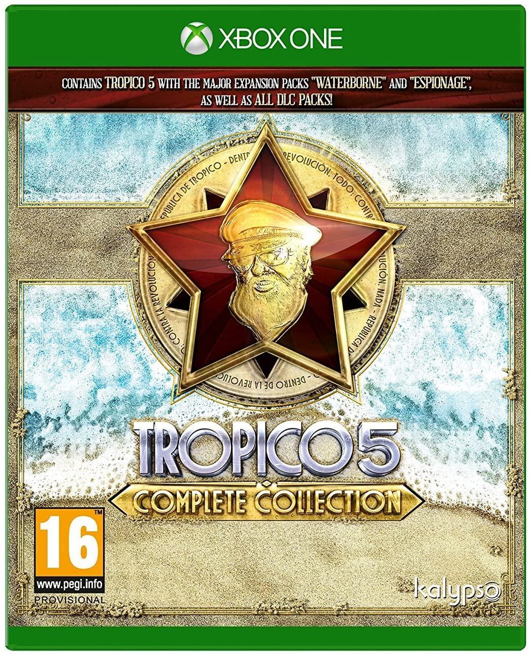 Tropico 5 The Complete Edition Xbox One occasion