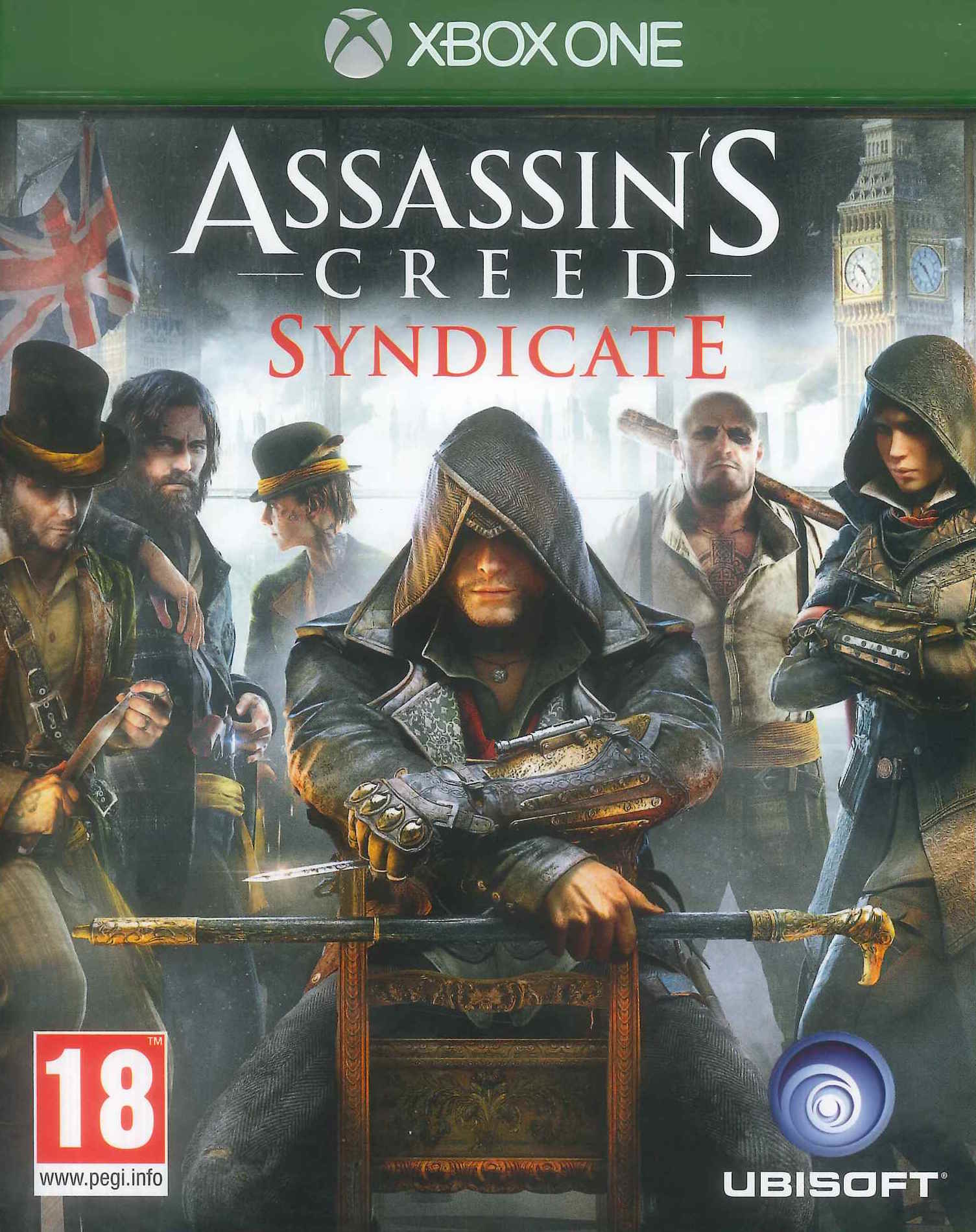 Assassin\'s Creed Syndicate Xbox One