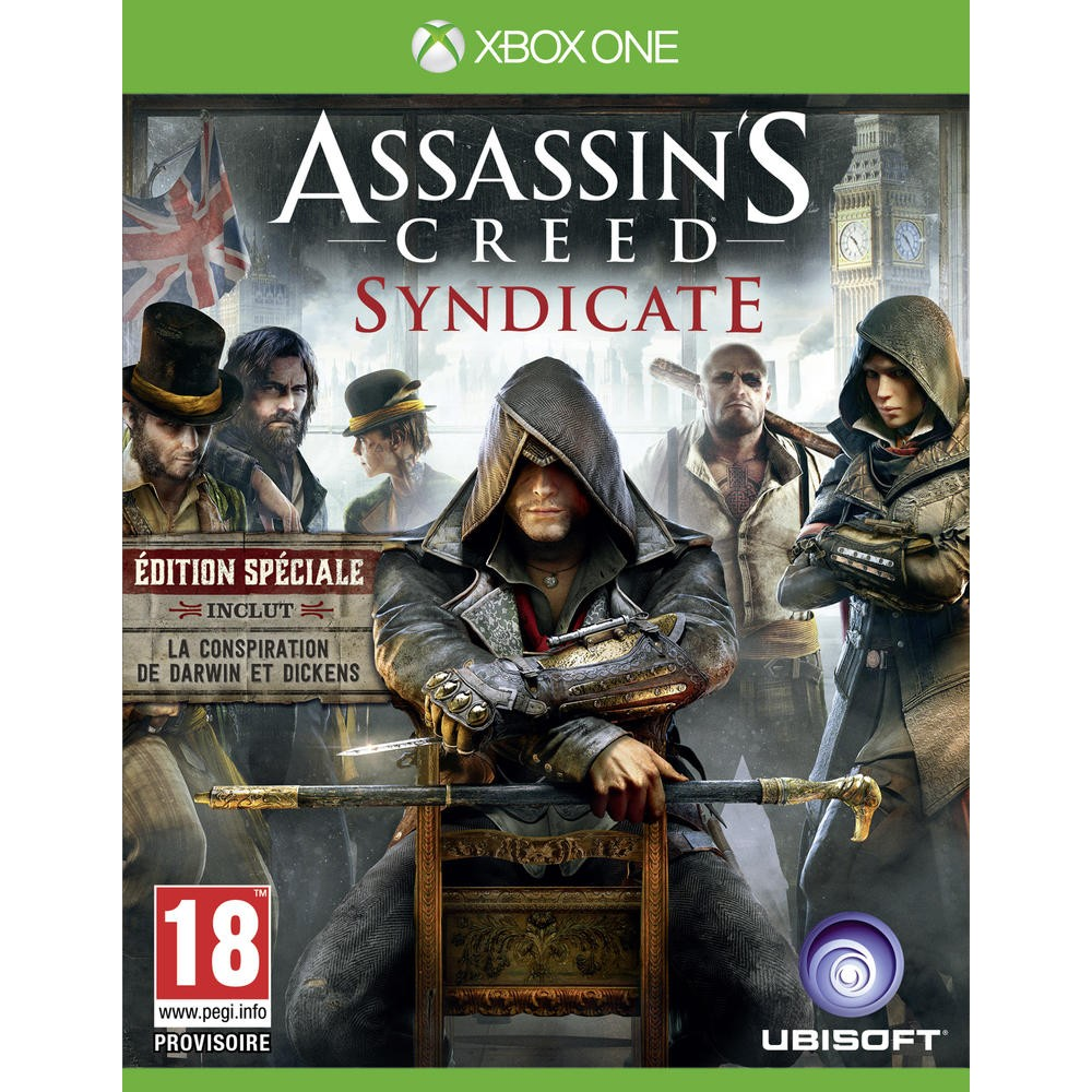 Assassin\'s Creed Syndicate Xbox One occasion
