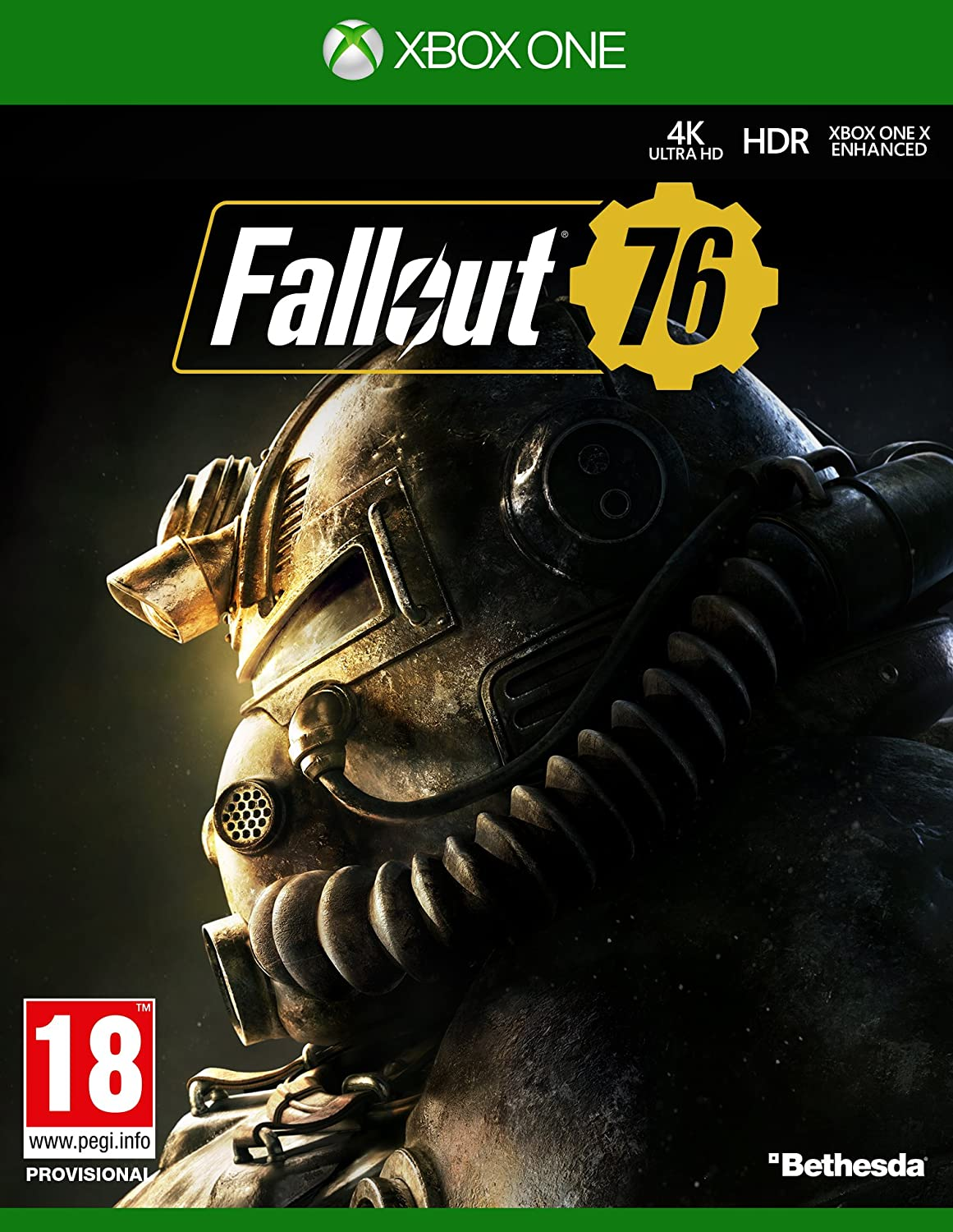 Fallout 76 Xbox One occasion