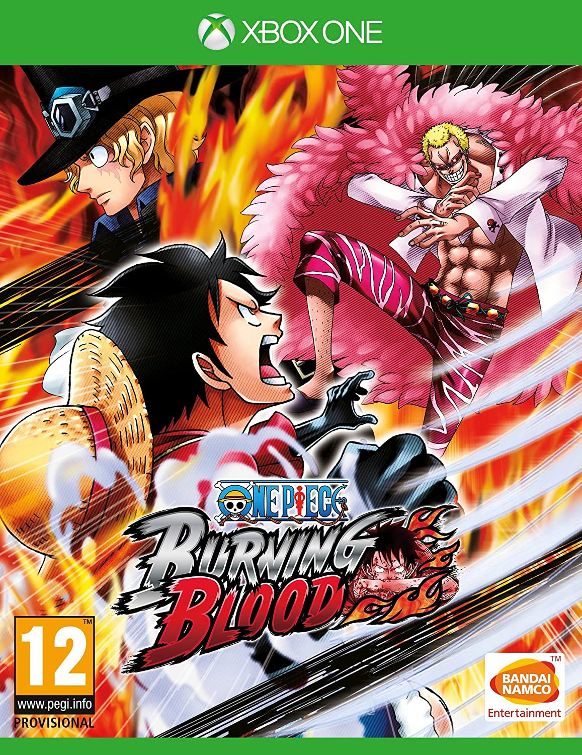 One Piece Burning Blood Xbox One occasion