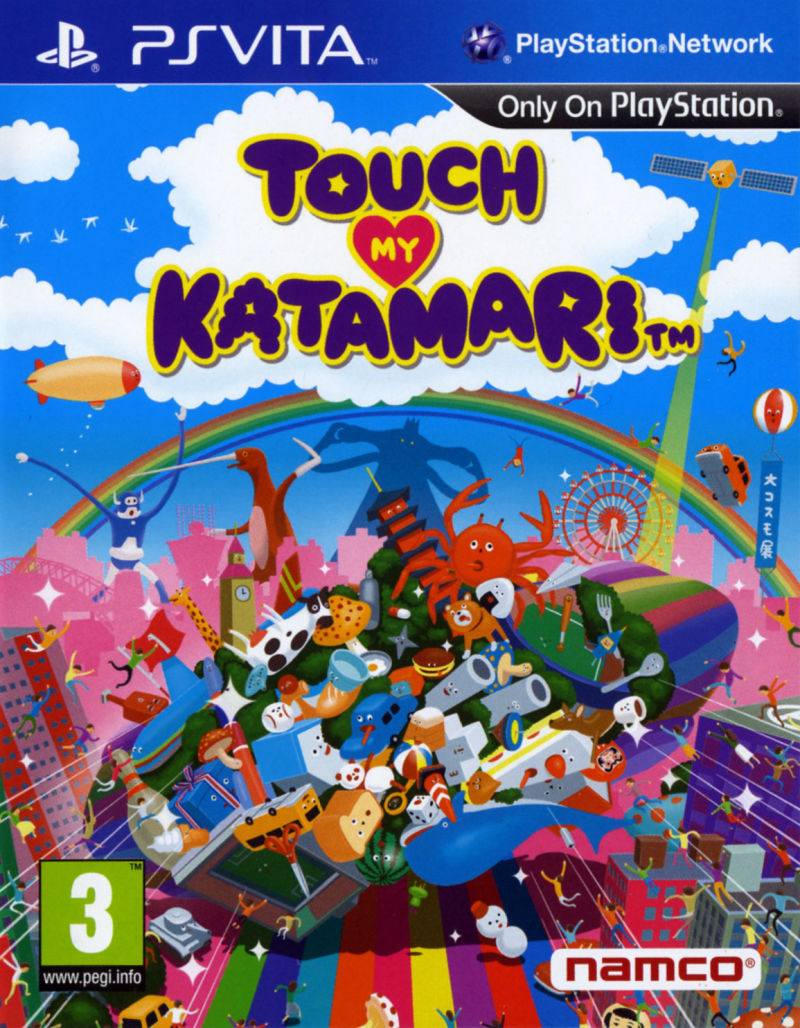 Touch My Katamari PS Vita
