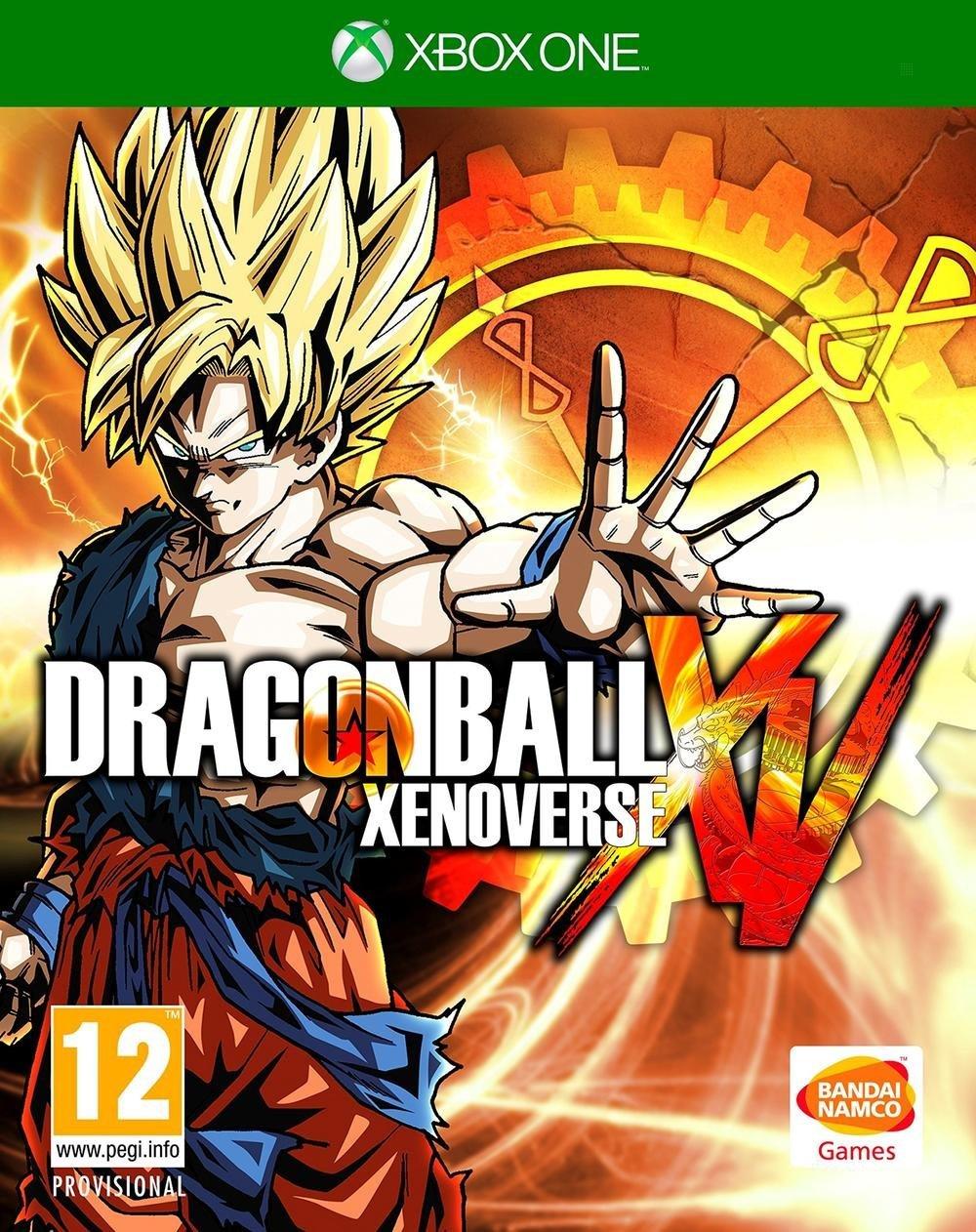 Dragon Ball Xenoverse Xbox One occasion