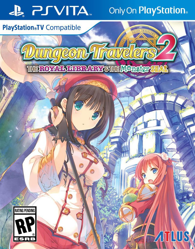 Dungeon Travelers 2 PS Vita
