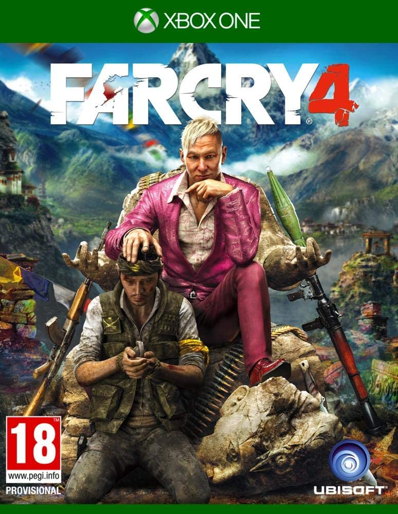 Far Cry 4 Xbox One occasion