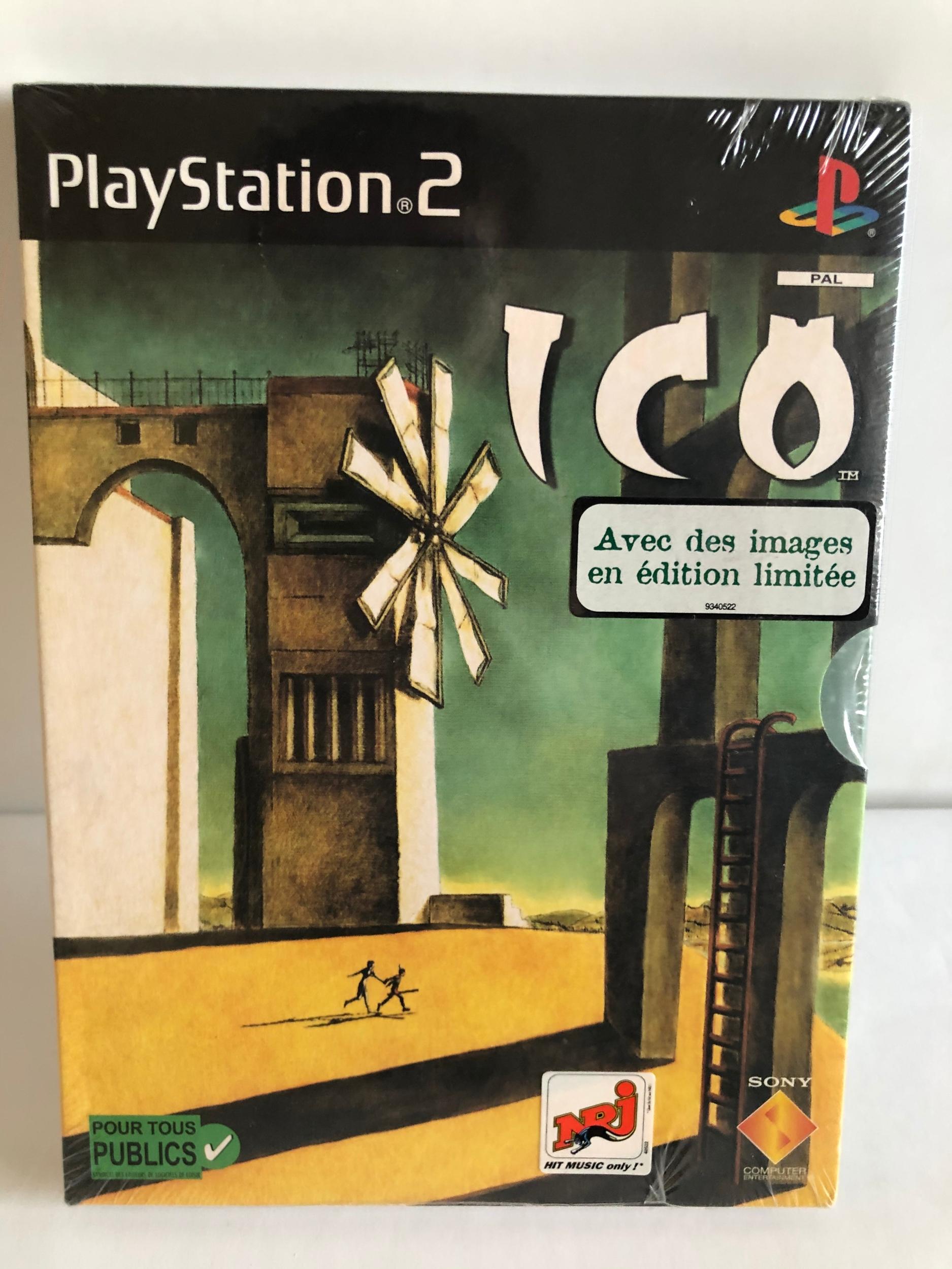 Ico PS2 Neuf